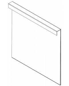 Clear Hanging Sleeve Type 1