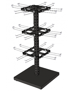 Hangsell Tower Kit (incl. Standard Tower Assembly)